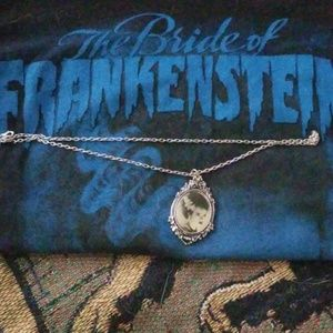 Jewelry - Bride of Frankenstein pendent